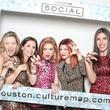 7 CultureMap Social at Saint Genevieve Smilebooth October 2013