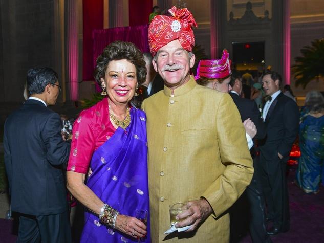8 Kathy and Marty Goossen at the MFAH Grand Gala Ball October 2013