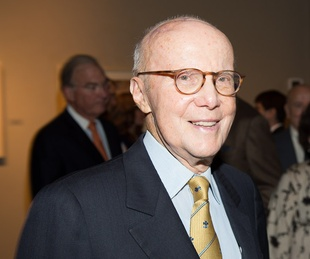 Gerald Hines at 2012 event