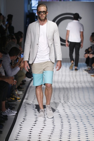 New York Men's Fashion Week Grungy Gentleman spring summer 2016