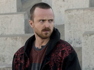Aaron Paul as Jesse Pinkman on Breaking Bad