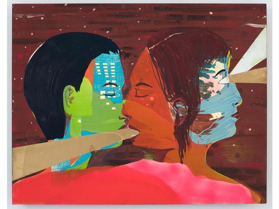 CAMH's NY art auction January 2014 Julesvde Balincourt