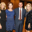 Terry Bentley Hill, Pam Murray, Chris Herren, Shirley Cohn and CARE Board Chairman Jan Osborn