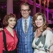 Sarah Rothernberg, Robert Del Grande, Carolyn Piro Landen at Club da Camera