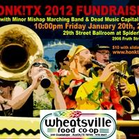Austin photo: Event_Honk!TX Fundraiser_Poster