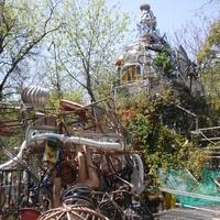 Austin Photo: Places_unique_austin_cathedral_ of_junk_tower