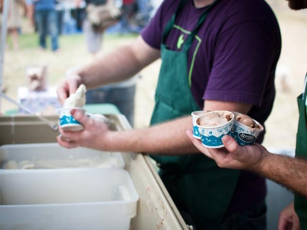 Austin Photo Set: News_Jon Shapley_ice cream festival_August 2011_ice cream