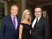 8 The Broach Foundation Gala Houston May 2013 Lee Majors, Faith Majors, Dennis Miller