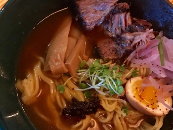 Rice Village's new ramen shop shakes up tradition with diverse menu