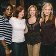 15 Dine Around Houston at Batanga September 2013 Kimberlyn Clarkson, Mikki Donnelly, Robin Sher, Jennifer Tiedt