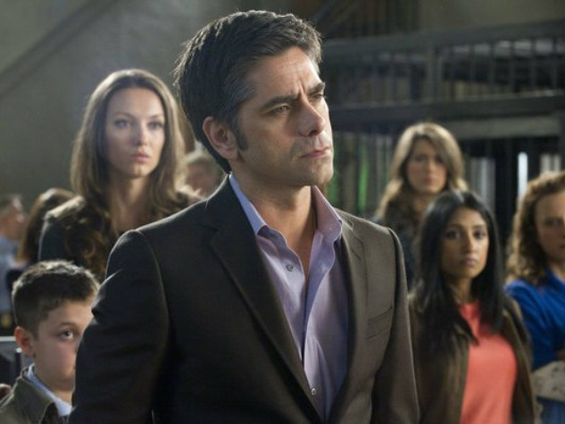 John Stamos Law and Order: SVU