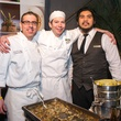 31 Javier U. Lopez, from left, Andrew Park and Richard Nguyen at the Houston Truffle Chef of the Year Challenge January 2015