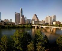 Austin, Texas, skyline, downtown