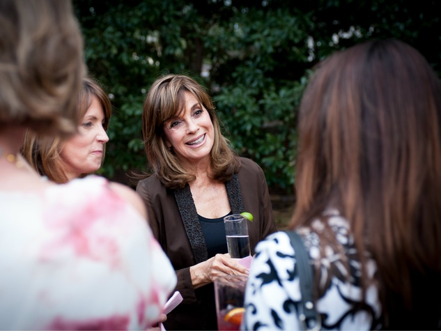 Linda Gray, DCT Girls Party
