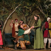 Sherwood Forest Faire presents Robin Hood and Maid Marian's Wedding