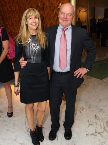 Nancy Carlson, Clint Carlson, TACA