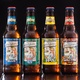 SweetWater Brewing Company beer bottles
