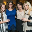 22 Rachel Toney, from left, Reah Aitken, Kathryn Strauss and Emily Bomar at the JW Marriott Houston Grand Opening November 2014