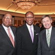 Houston Men of Distinction May 2013 Jody Jiles, Ben Hall and Paul Murphy