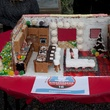 13 Annual AIA Gingerbread build-off December 2013 Best Non-Traditional _ Eggersman with Kitchen