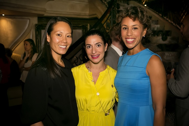 News, Shelby, Ballet Barre kick-off, August 2014, Ting Bresnehan, Candace Thomas, Crystal Wright