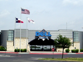Austin Photo: places_sports_dell diamond_exterior