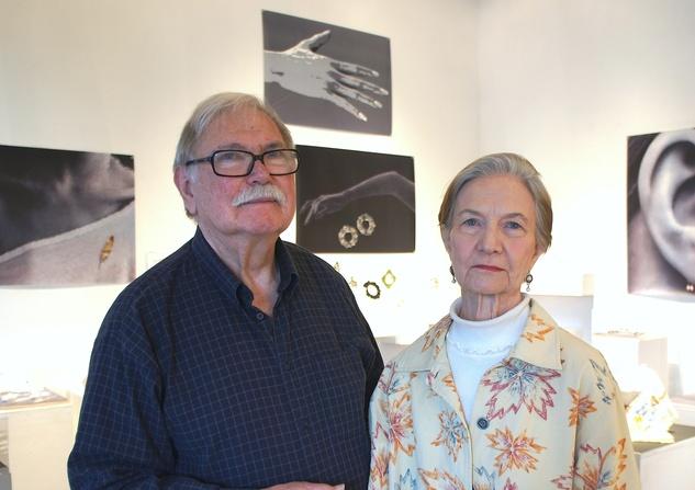 Goldesberry Gallery retirement, Nancy Goldesberry, Oliver Goldesberry