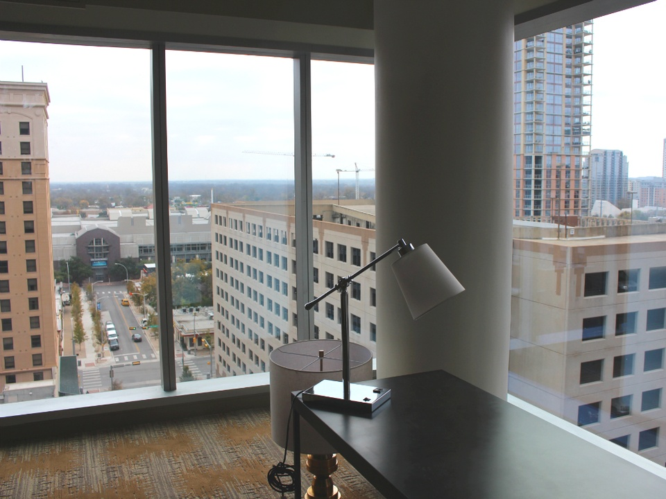 JW Marriott Austin Preview - Executive Guest Room - December 8 2014