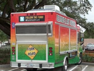 H-E-B Food Truck