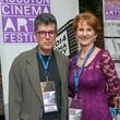 News, Shelby, Houston Cinema Arts Festival launch, Oct. 2014, Richard Herskowitz, Trish Rigdon