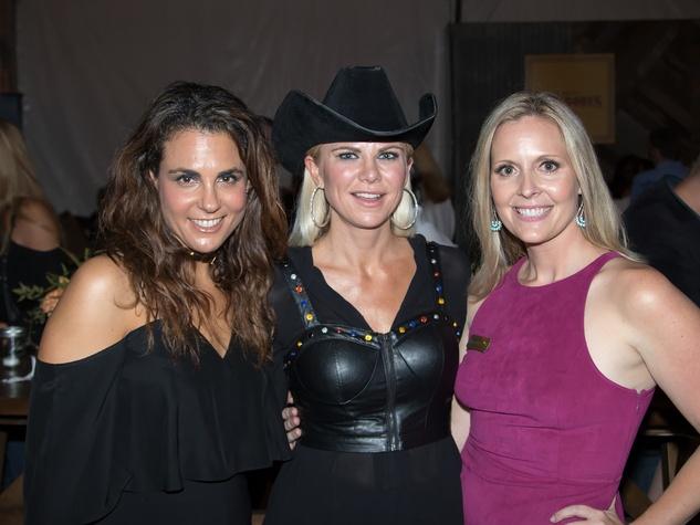 Carla Rosenberg, Kristin Smith, Laura Farris