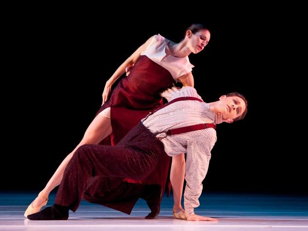 7949, Houston Ballet, Women@Art, September 2012, Mireille Hassenboehler, Ian Casady, Ketubah