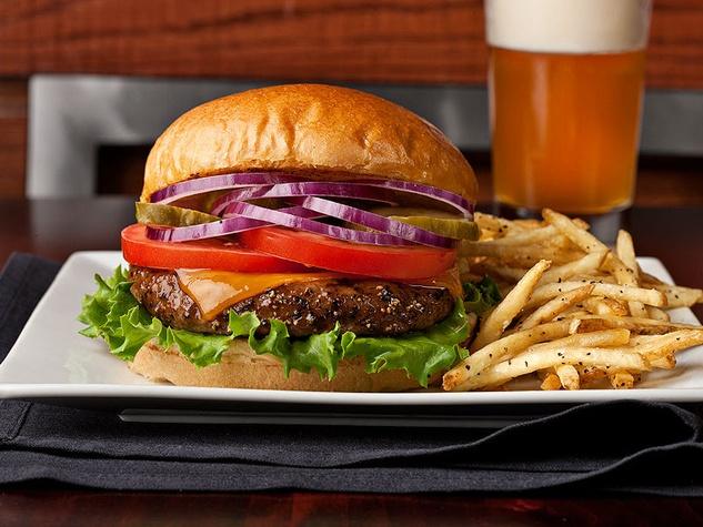restaurant burger
