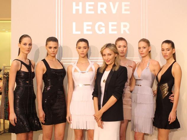 News_Lubov Azria_models_fashion show