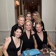 Bottom - Paige Martin, Lauren Taft, Erin Maggi - top - Libby Cagle, Tye Taft, Patricia Griffith at the SIRE Under the Stars event April 2014