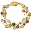 Marco Bicego three row Jaipur bracelet