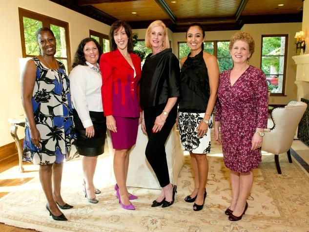 LaunchAbility Staff:  Alice Wiggins, Christie Lee; Kathryn Parsons, CEO; Deborah Montonen, Yvette Lee, Julia Nicol