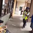 Street performers in Dallas