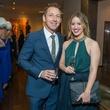 11 Martin Prendergast and Lauren Smith at the JW Marriott Houston Grand Opening November 2014