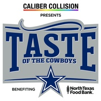 Caliber Collision presents Taste of the Cowboys