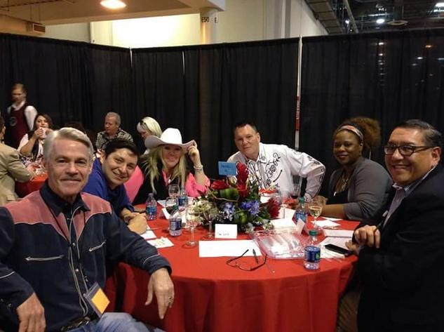 Rodeo Best Bites judges