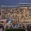 Hotel Sorella CityCentre back of building from CityCentre Plaza