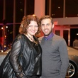 Claudia Solis and Michael Mandola at the Audi Central Houston grand opening March 2014