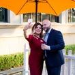 Houston, SportsMap launch party, October 2017, Eva Garcia, Hector Garcia