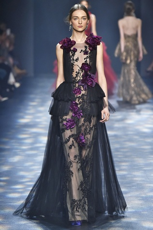 Marchesa fall 2016 runway show look 5