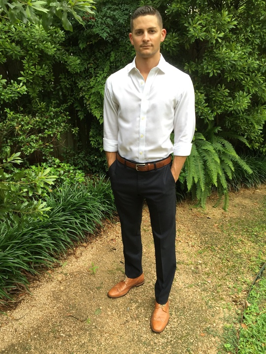 Houston, Most Eligible Bachelor, May 2015, Dean Zubowski