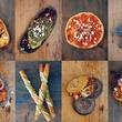 Hugo Ortega, cookbook, food collage