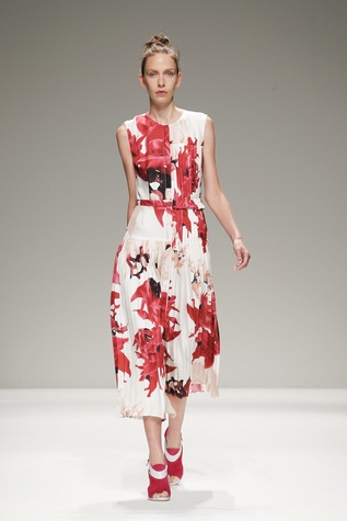 Bibhu Mohapatra spring collection 2014
