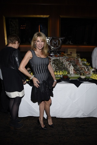 17 Ramona Singer at the opening of Mastro's Steakhouse in NYC November 2014