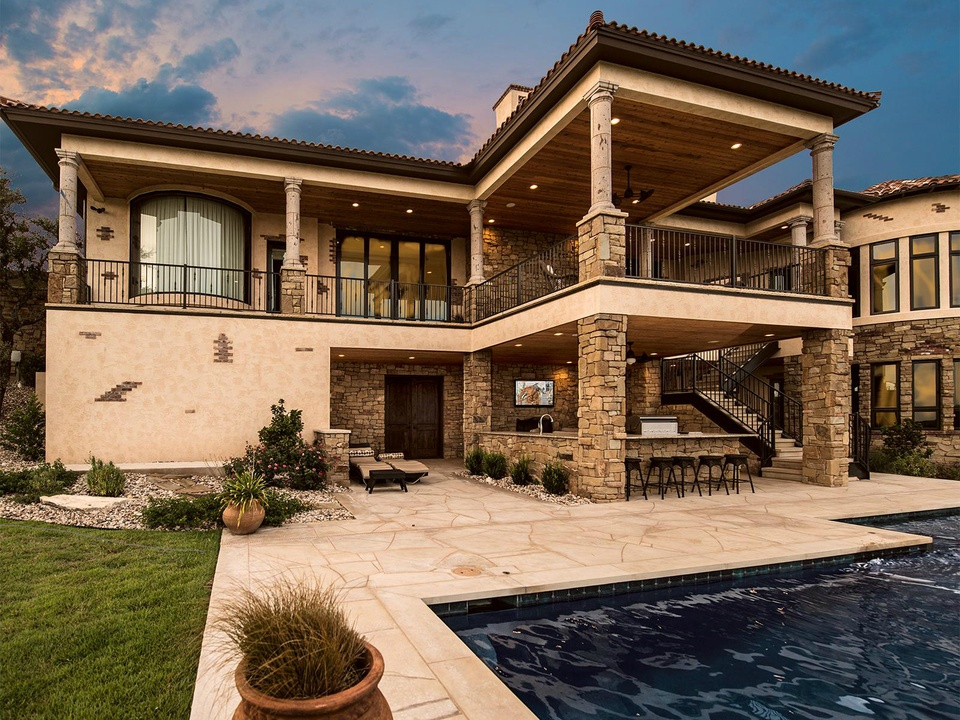 Garden Design: Garden Design With These Fabulous Austin Backyards
